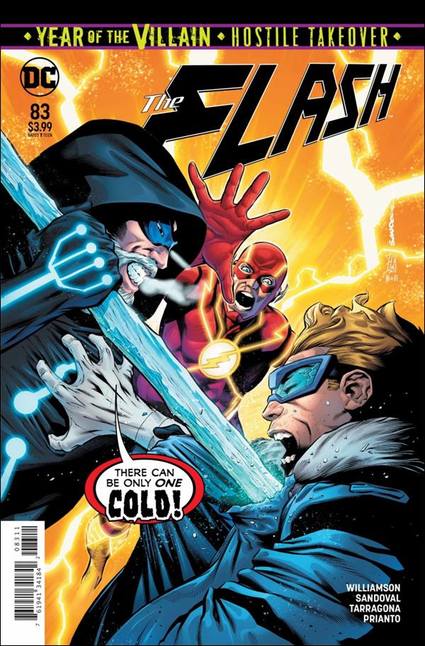 Flash (2016) 83-A by DC