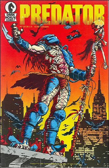 Predator (1989) 1-A by Dark Horse
