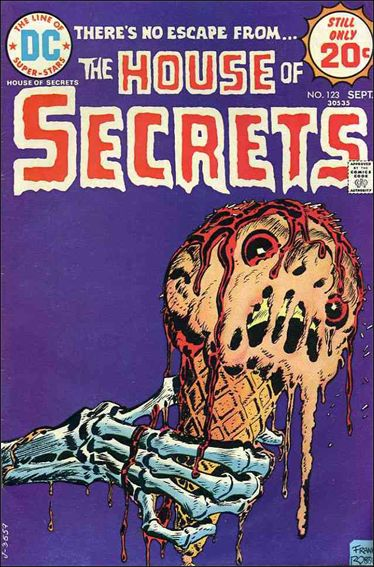 House of Secrets (1956) 123-A by DC
