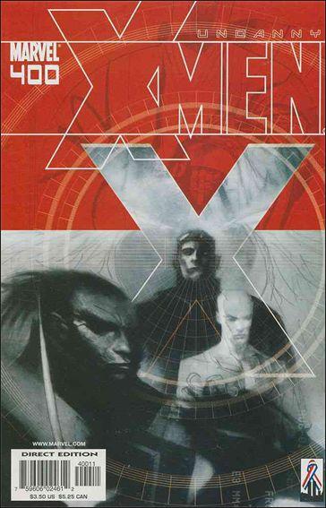 Uncanny X-Men (1981) 400-A by Marvel