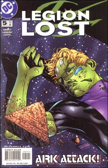 Legion Lost (2000) 5-A by DC