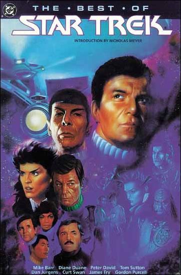 Best of Star Trek nn-A by DC