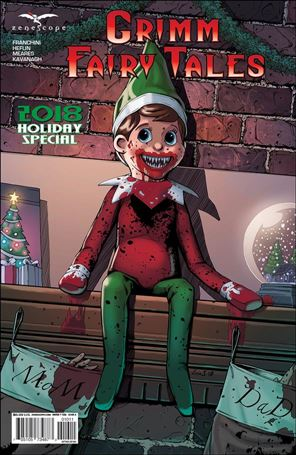 Grimm Fairy Tales Holiday Special 2018-A