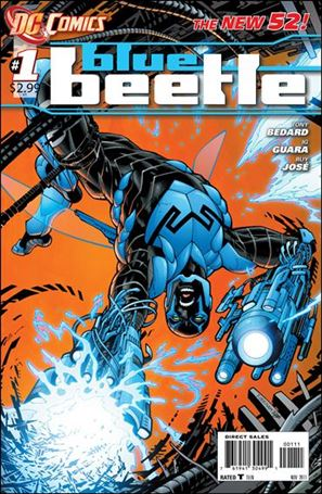 Blue Beetle (2011) 1-A