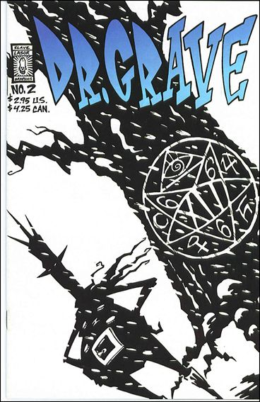 Dr. Grave 2-A by Slave Labor Graphics (SLG) Publishing