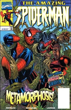 Amazing Spider-Man (1963) 437-B