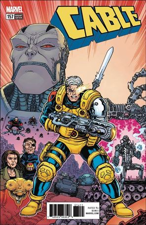 Cable (1993) 157-B