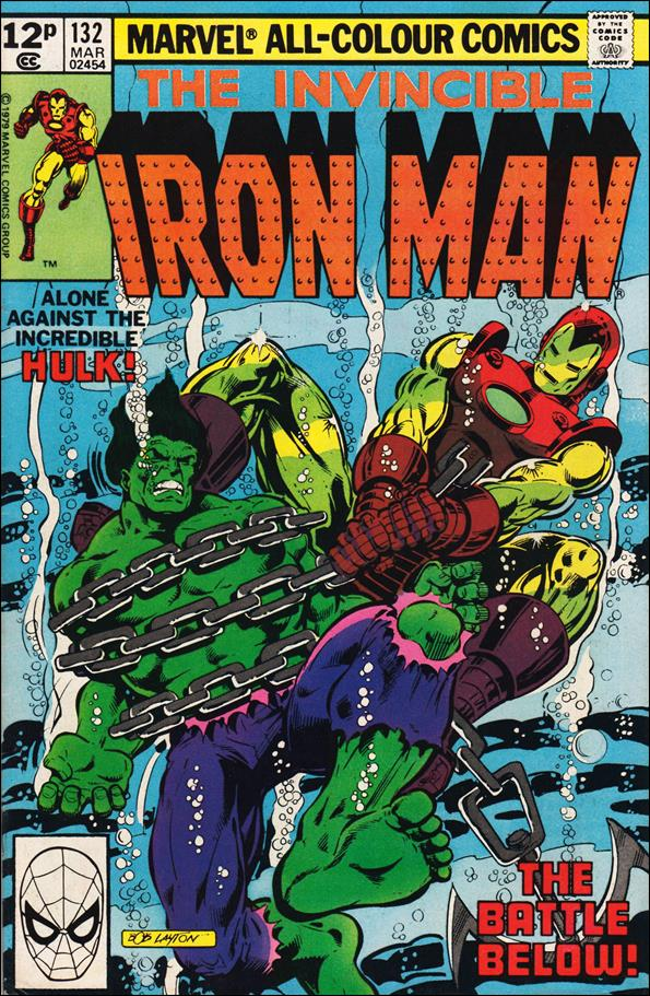 Iron Man (1968) 132-B by Marvel