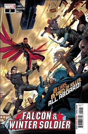 Falcon & Winter Soldier 2-A