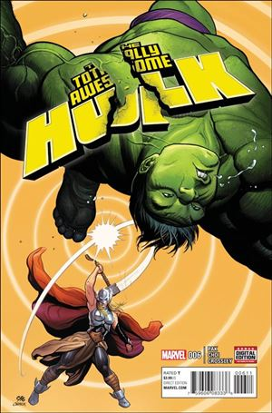 Totally Awesome Hulk 6-A