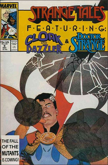 Strange Tales (1987) 9-A by Marvel