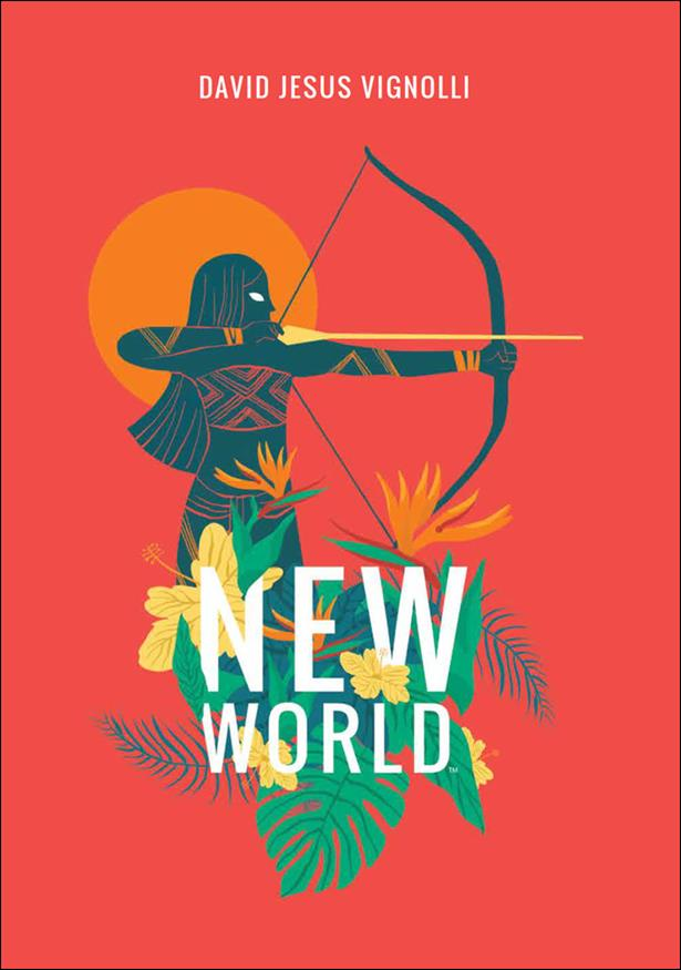 New World (2019/08) nn-A by Archaia
