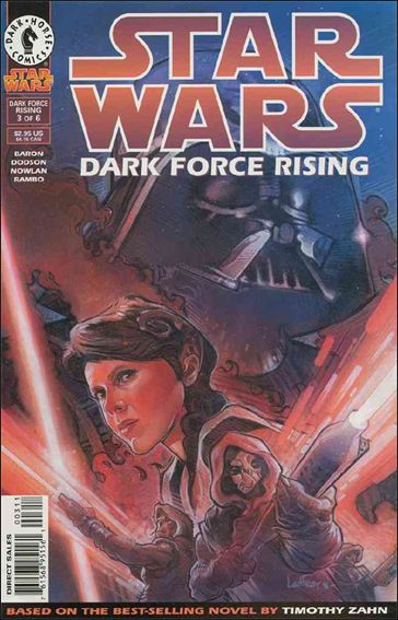Star Wars: Dark Force Rising 3-A by Dark Horse