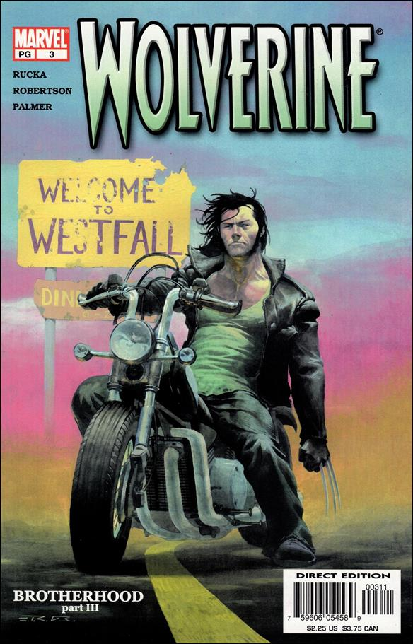 Wolverine (2003)  3-A by Marvel