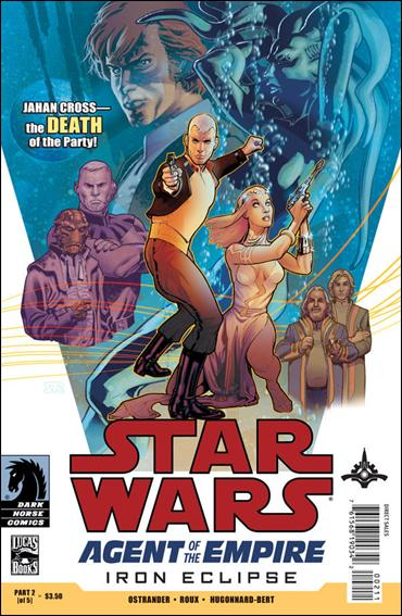 Star Wars: Agent of the Empire - Iron Eclipse 2-A by Dark Horse