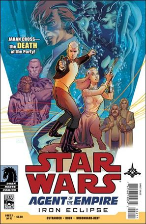 Star Wars: Agent of the Empire - Iron Eclipse 2-A