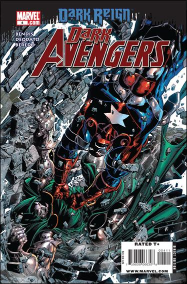 Dark Avengers (2009) 4-A by Marvel