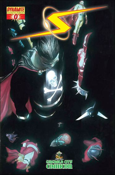 Project Superpowers 0-F by Dynamite Entertainment