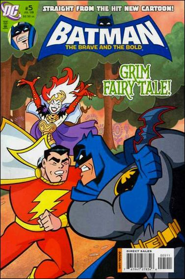 Batman: The Brave and the Bold 5-A by DC
