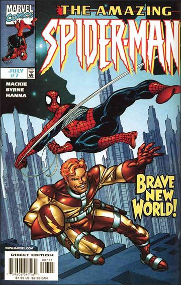 Amazing Spider-Man (1999) 7-A by Marvel