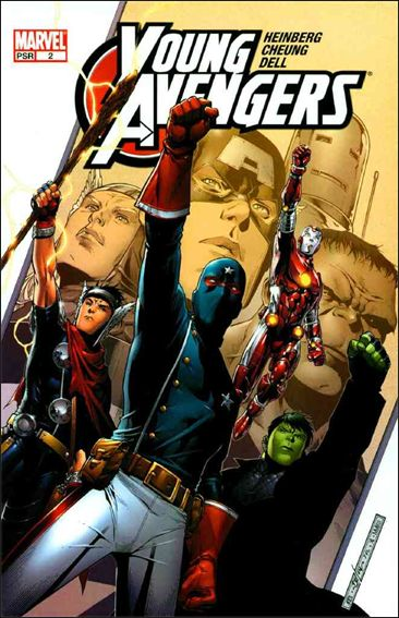Young Avengers (2005) 2-A by Marvel