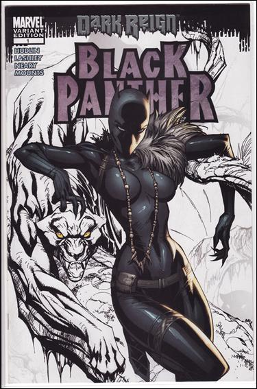 Black Panther (2009) 1-E by Marvel