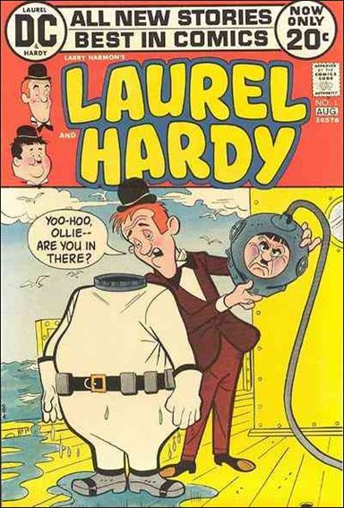 Laurel and Hardy (1972) 1-A by DC