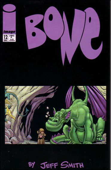 Bone (1995) 12-A by Image