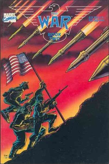 War (1989) 2-A by Marvel