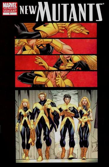 New Mutants (2009) 1-E by Marvel