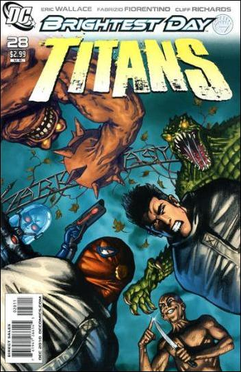 Titans (2008) 28-A by DC