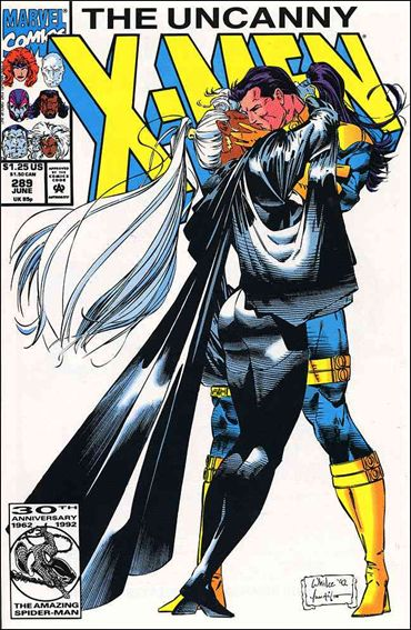 Uncanny X-Men (1981) 289-A by Marvel