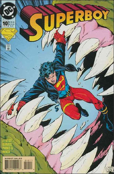 Superboy (1994) 10-A by DC