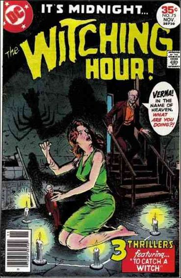 Witching Hour (1969) 75-A by DC