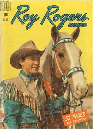 Roy Rogers Comics 30-A