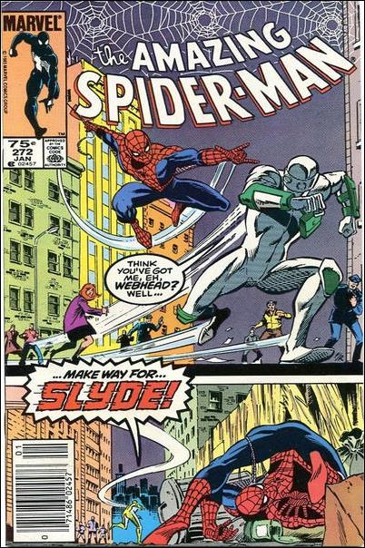 Amazing Spider-Man (1963) 272-B by Marvel