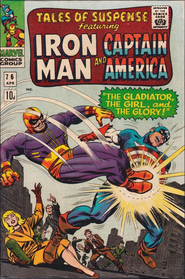 Tales of Suspense (1959) 76-B by Marvel