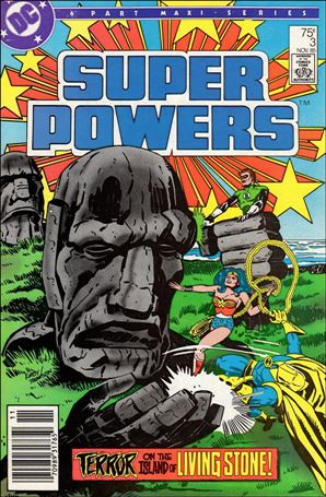 Super Powers (1985) 3-A