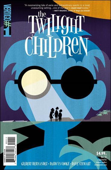 Twilight Children 1-A by Vertigo