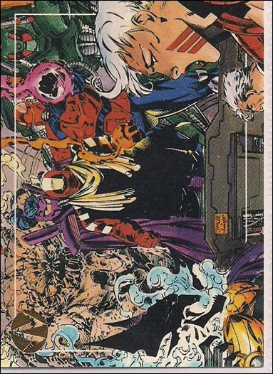 WildC.A.T.s: Set 1 (Base Set) 56-A by Topps