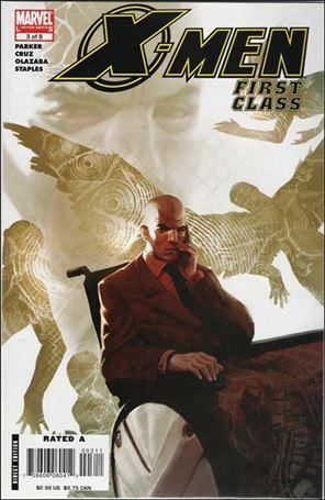 X-Men: First Class (2006) 3-A