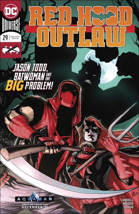 Red Hood: Outlaw 29-A by DC