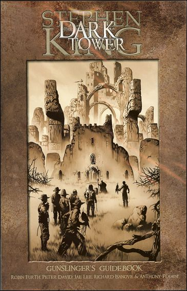 Dark Tower: Gunslinger's Guidebook 1-A by Marvel