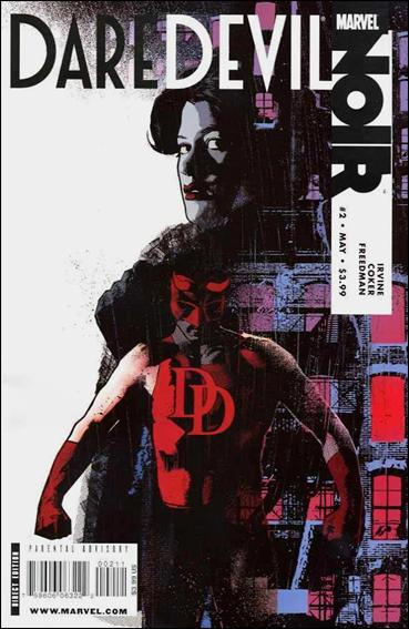 Daredevil Noir 2-A by Marvel