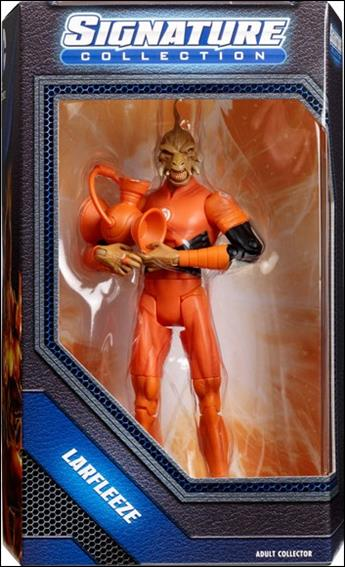 DC Universe: Signature Collection Larfleeze by Mattel