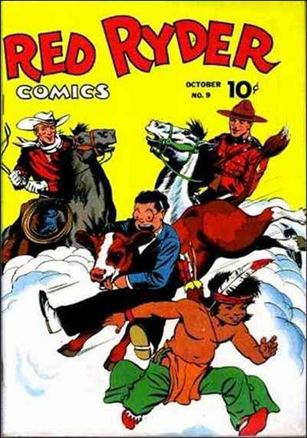 Red Ryder Comics 9-A