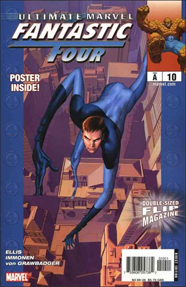 Ultimate Marvel Flip Magazine 10-A by Marvel
