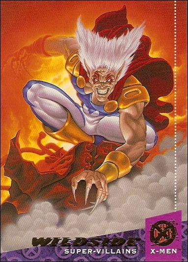 1994 Fleer Ultra X-Men (Base Set) 91-A by Fleer