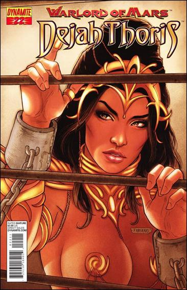 Warlord of Mars: Dejah Thoris 22-B by Dynamite Entertainment