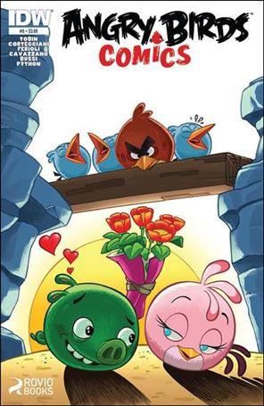 Angry Birds Comics 6-A